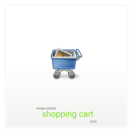 Tango_styled_Shopping_cart_by_klepas